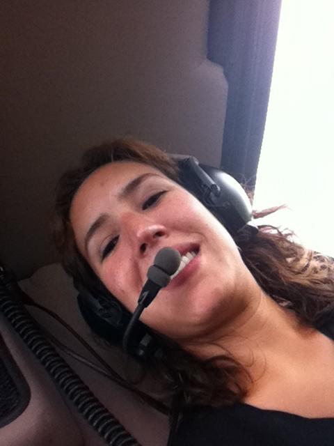 Volando sobre Miami