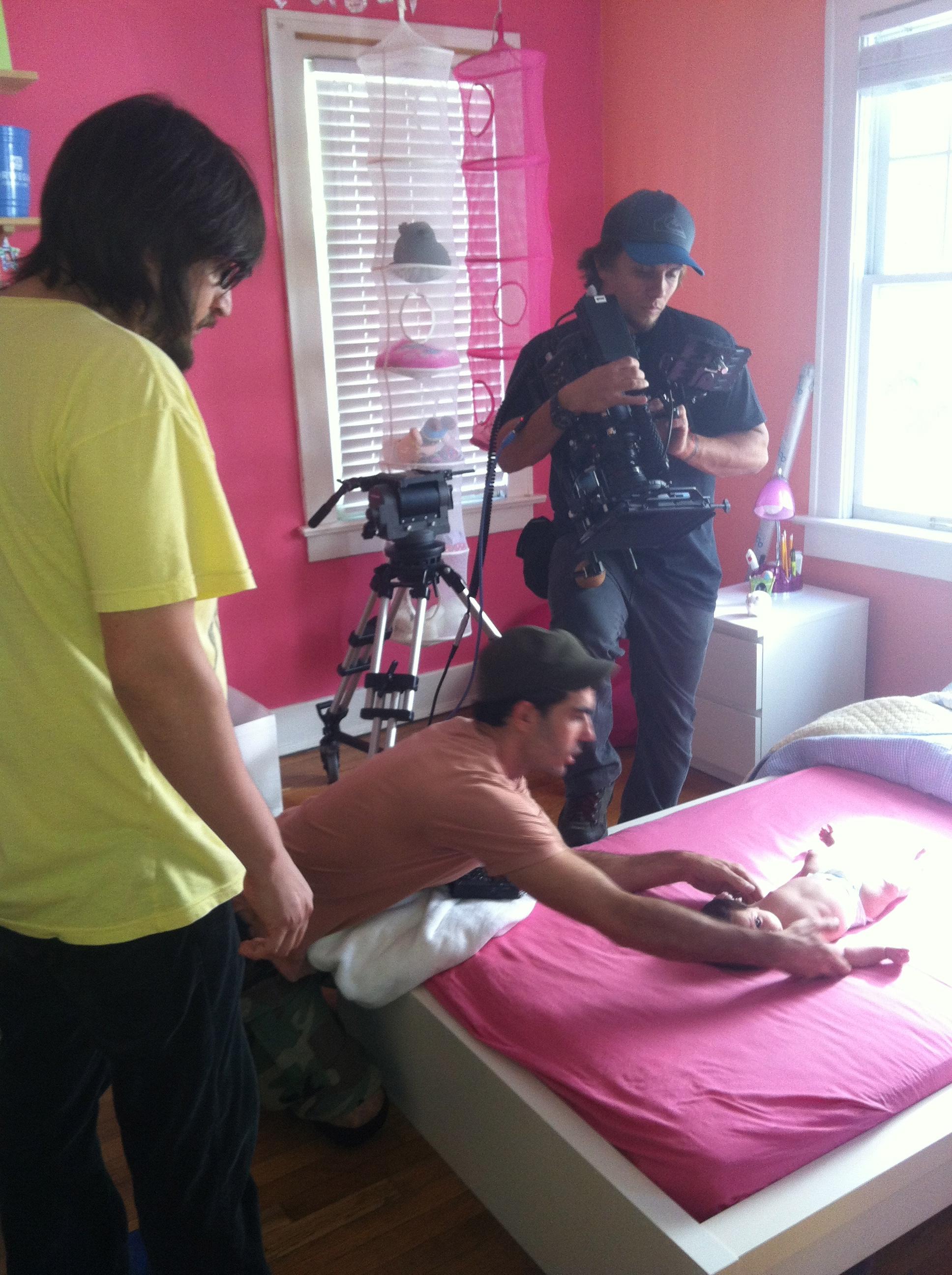 Promo Campaing Quiero my baby,MTV3