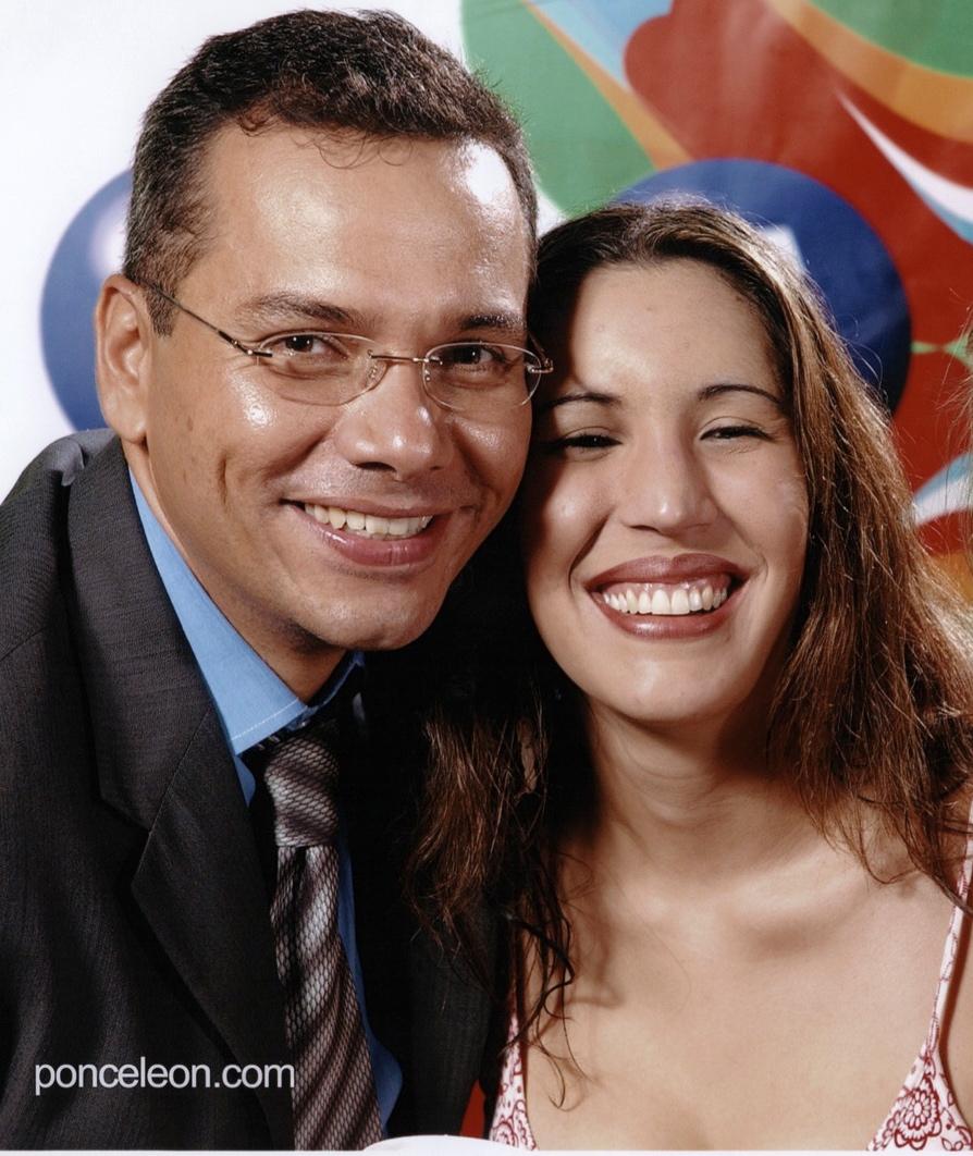 Miguel Àngel Rodrìguez y Marìa E.Fanti