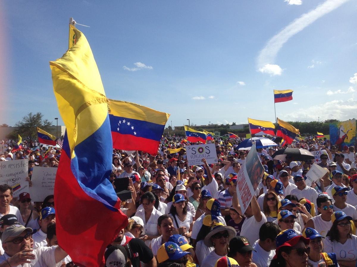 Venezolanos en Miami: distantes pero noausentes